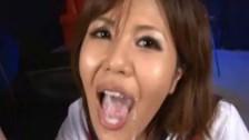 Japonki lubią smak spermy