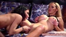 Nikki Benz z super koleżanką