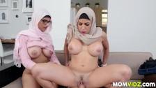 Muzułmanki w akcji