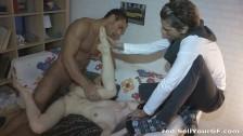 Dał jej numerek z murzynem na prezent
