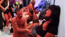 Bzykanko w klubie