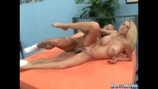 Seks na łyżeczkę z blond żonką
