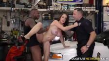 Gangbang seksownej McKenzie Lee