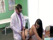 Porno lekarz i chora pacjentka