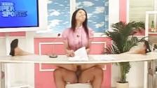 Seks z Azjatką na wizji