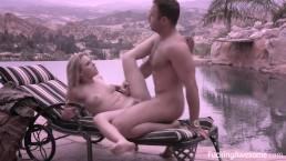 Wakacyjny seks z Aubrey Sinclair
