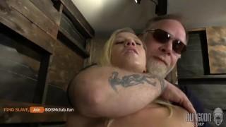 Szalony japoński sex show
