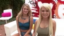 Blond laski 59753
