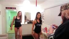 Seks laski w garderobie
